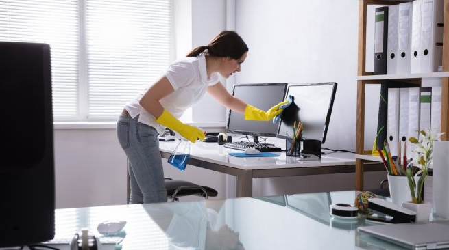 Explore Expert Tips from John Spach to Keep Your Office Germ-Free and to Ensure That Your Workplace Is Scrupulously Clean?