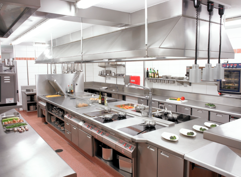 Tips from John Spach to clean your commercial kitchen in few easy steps